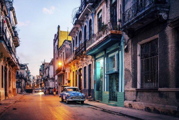 Passato remoto: un giallo cubano
