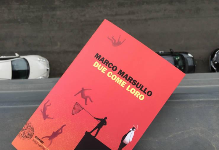 Sorprendente Marco Marsullo