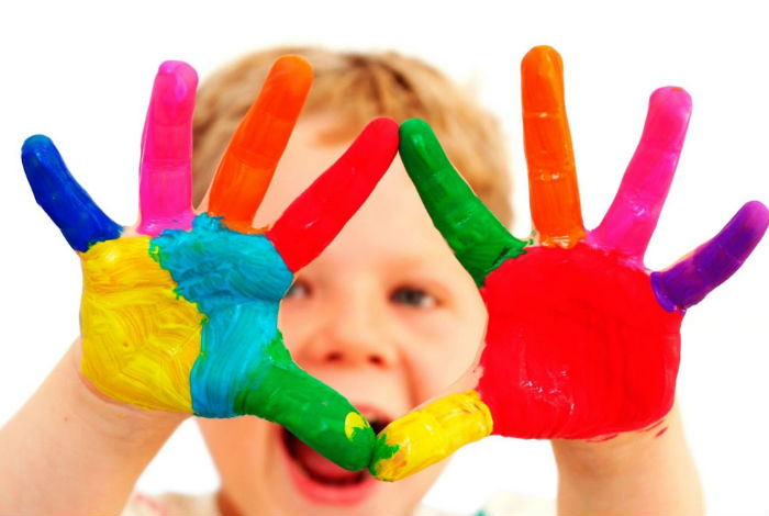 Di bambini, colori e altre sciocchezze