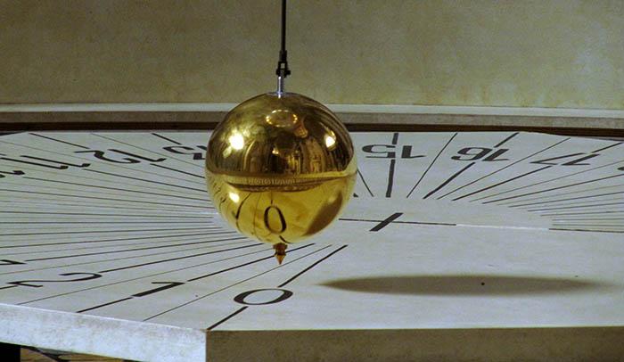pendolo di foucalt