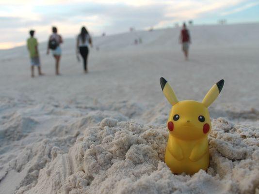 La mia esperienza con Pokemon Go