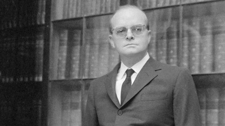 A sangue freddo di Truman Capote (e fumetto)