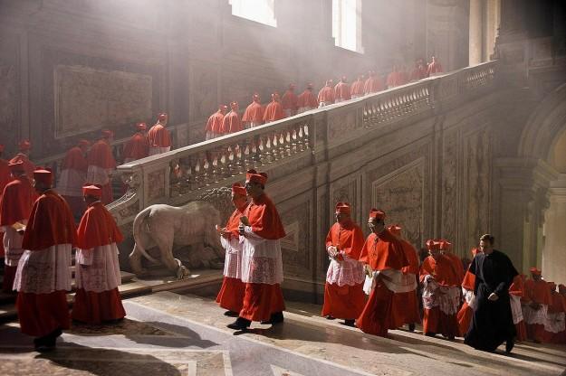 Conclave: l'ultimo romanzo di Robert Harris