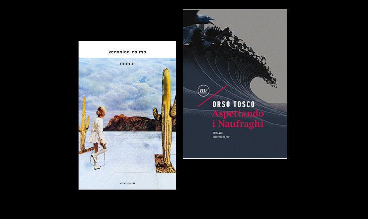 Due romanzi distopici – Miden e Aspettando i naufraghi